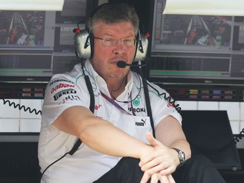 Ross Brawn: Confident of success