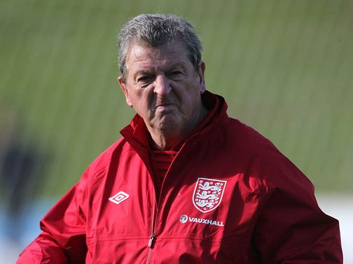 England boss Roy Hodgson will have to be patient.