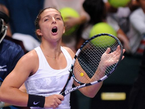 Sara Errani: Picks up two WTA awards