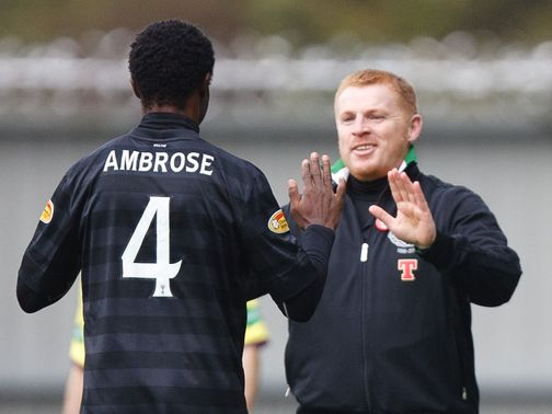 Neil Lennon: Will make late call on whether to play Efe Ambrose