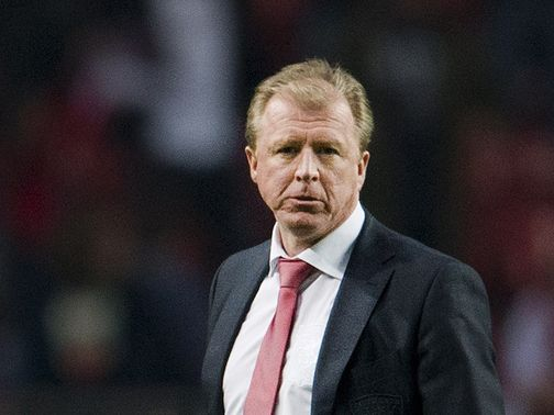 Steve McClaren: Would like to work with coaches