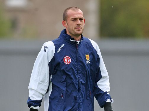 Steven Fletcher: Focusing on future with Scotland