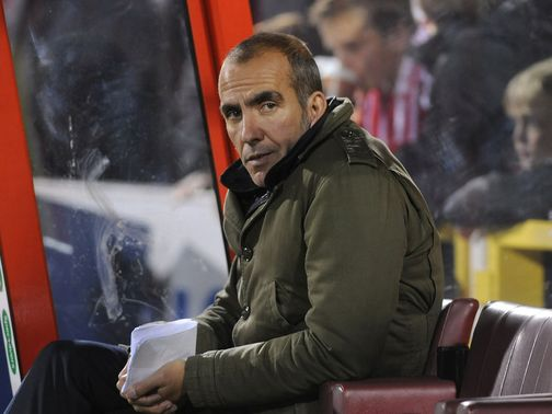 Paolo Di Canio: Favourite to get Reading job