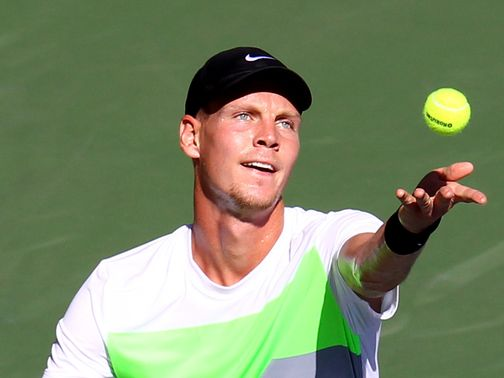 Tomas Berdych looks value at 40/1