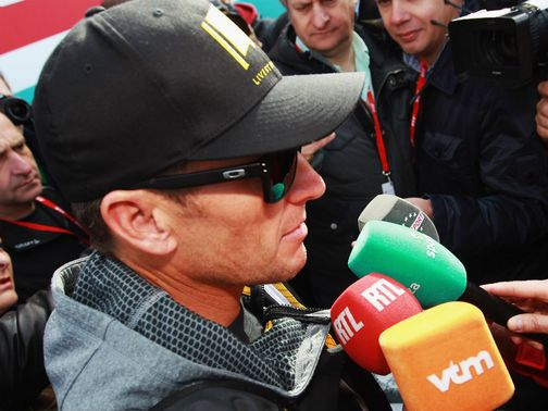 Armstrong: Could face perjury charges