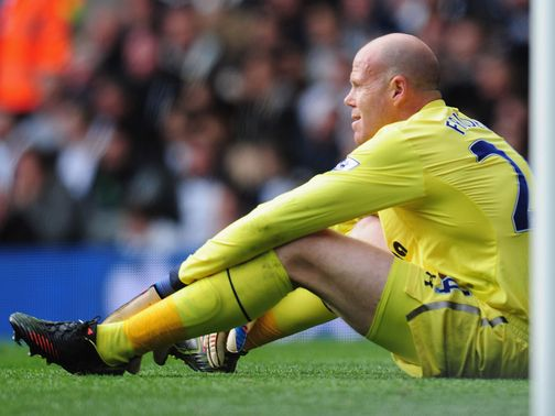 Friedel: Has been told he has a future at Spurs