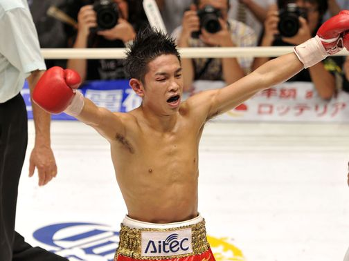 Kazuto Ioka: Champion fighter
