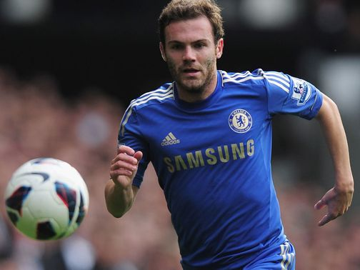 Mata: Backing Benitez