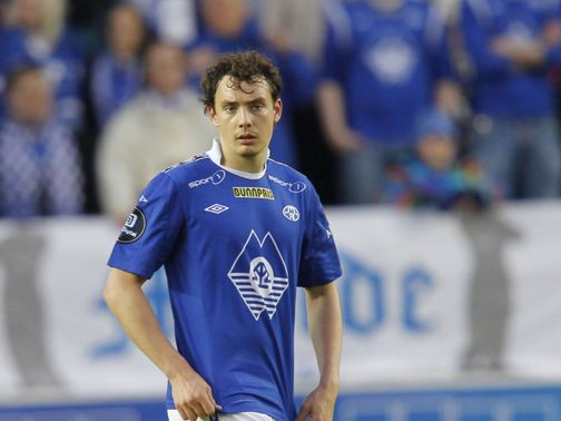 Vegard Forren: Linked with Manchester United move