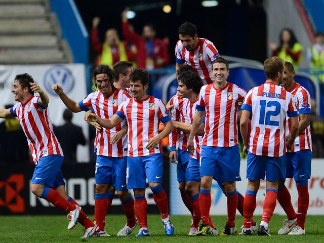 Rodriguez hopes Atletico can keep their dreams alive
