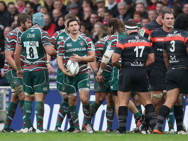 Ben Youngs: Returns to the Leicester side this weekend