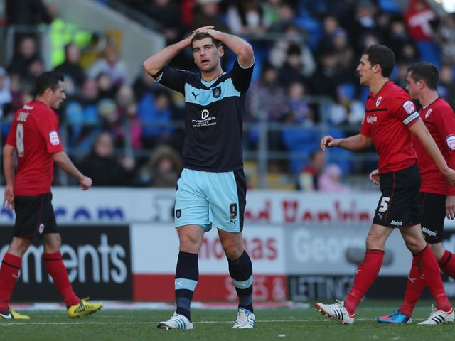 Burnley are left flattened after their thumping by Cardiff