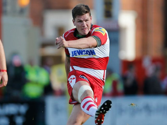 Freddie Burns: Backed for England call