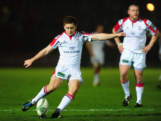 Paddy Jackson: Kicked 16 points for Ulster