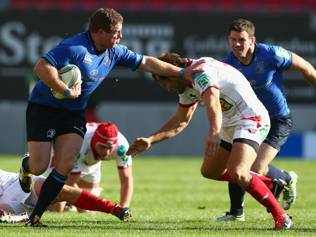 Sean Cronin: Two tries for Leinster