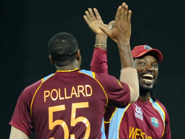Celebrations for the West Indies