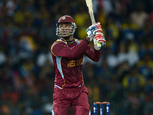 Marlon Samuels: Hit a superb 126