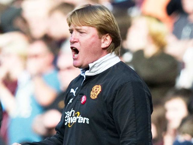 Stuart McCall was frustrated by his side's draw