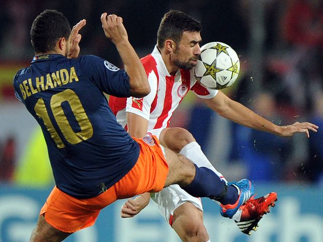 Belhanda and Maniatis tangle.