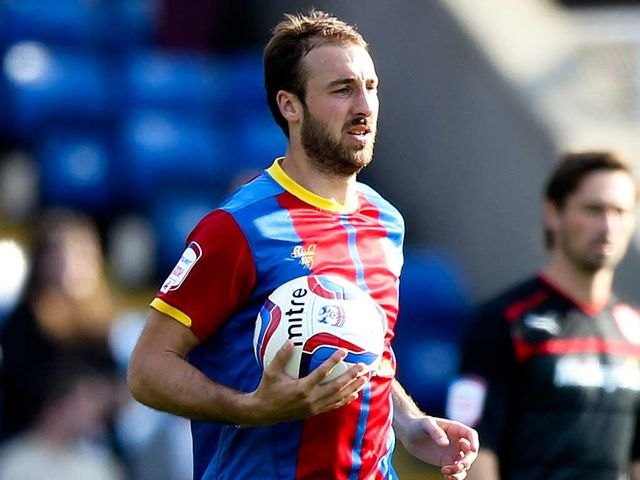 Glenn Murray: Scored both Palace goals