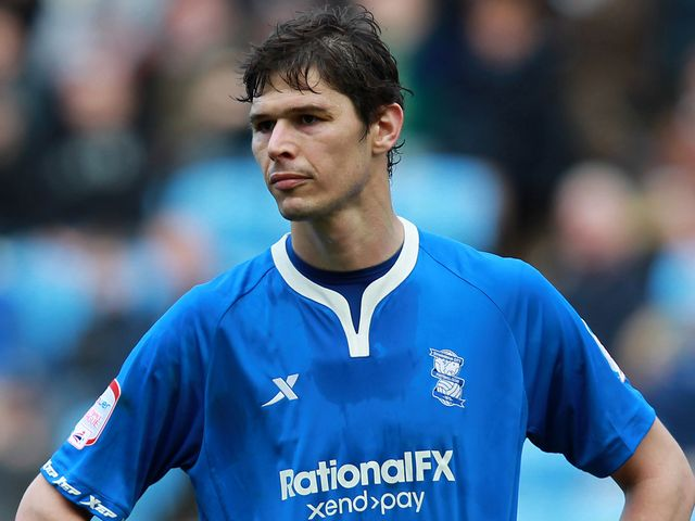 Nikola Zigic: Rescued a point for Blues