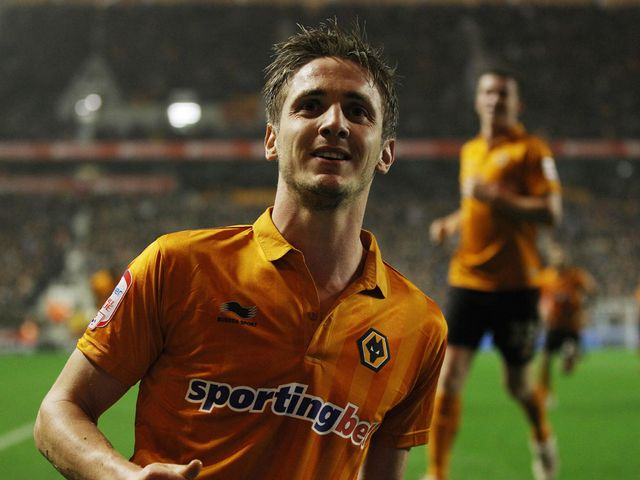 Kevin Doyle was a two-goal hero for Wolves