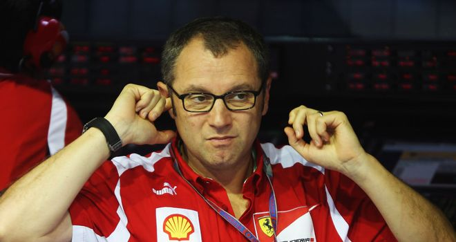 Stefano Domenicali rues Ferrari's failure to give Fernando Alonso a competitive car