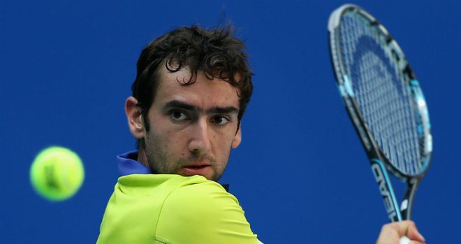 Marin Cilic: Suffered a surprise defeat to Marius Copil