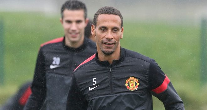 Rio Ferdinand: Offered West Ham return