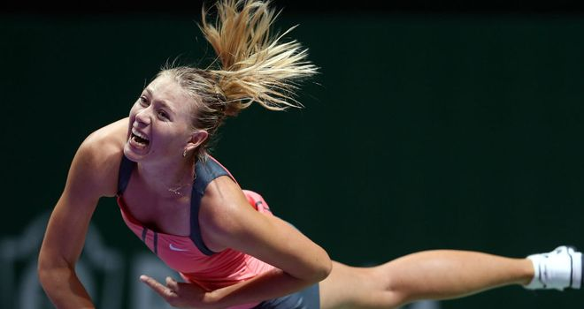 Maria Sharapova: Had to dig deep for victory