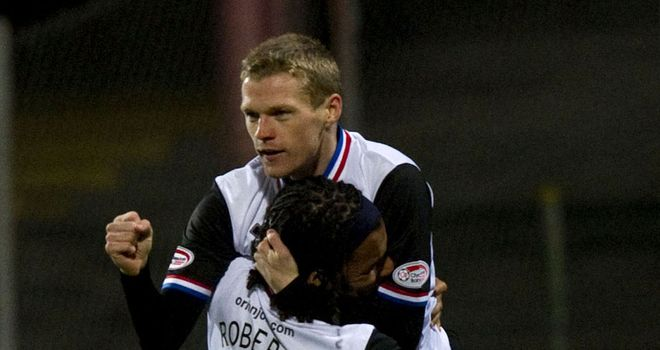 Billy McKay: Catching the eye at Inverness this season
