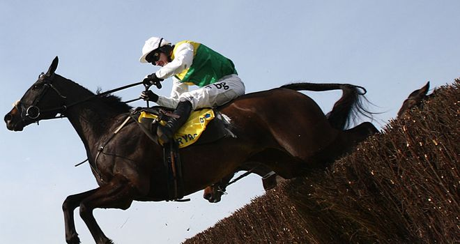 Albertas Run: Had been a possible runner in the called off Peterborough Chase