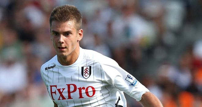 Alex Kacaniklic: Joins Burnley on loan