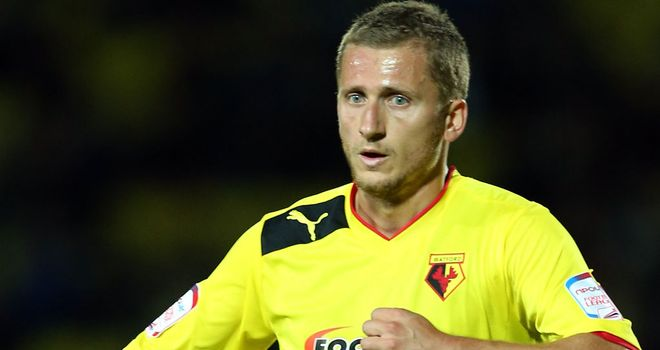 Almen Abdi: Opened the scoring for Watford