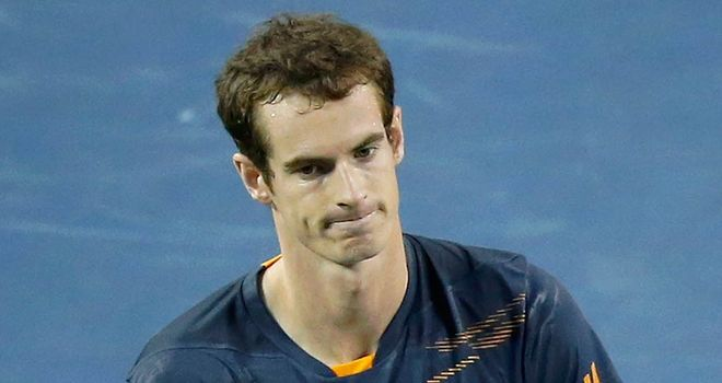 Andy Murray: Posted a convincing 6-1 6-2 success over Lukas Lacko in the Japan open on Wednesday