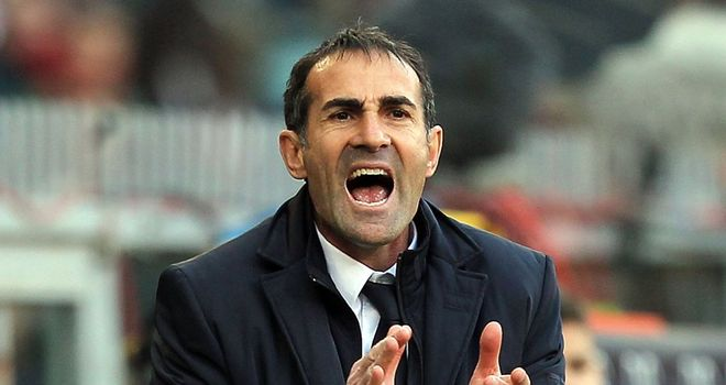 Angelo Alessio: Juventus assistant felt his side lacked a cutting edge against Nordsjaelland
