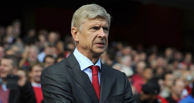 Arsene Wenger: Determined to continue the fight against racism