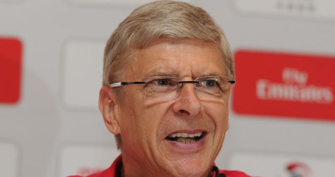 Arsene Wenger: Full of praise for Reading manager Brian McDermott