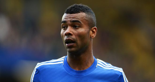 Ashley Cole: Chelsea and England defender has been fined for his criticism of the FA
