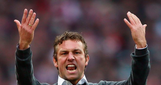 Markus Weinzierl: Hopeful of boosting his striking options at Augsburg