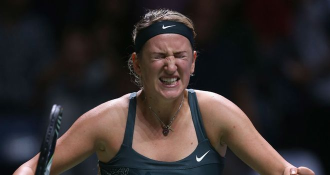 Victoria Azarenka: Believes she is a more mature tennis player