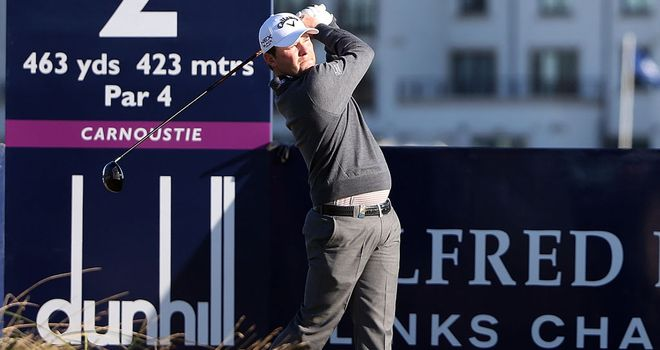 Branden Grace: Chasing fourth European Tour victory of the year
