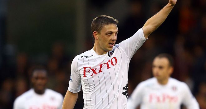 Chris Baird: Scored only his third goal for the club on his 150th appearance