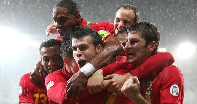 Gareth Bale: Wales coach Chris Coleman describes him as 'a world class player'