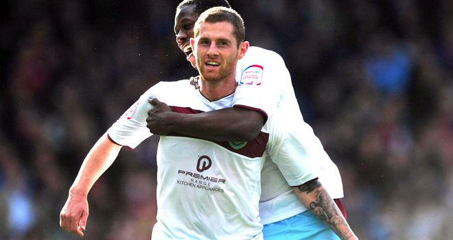 Chris McCann: Played under Owen Coyle at Burnley