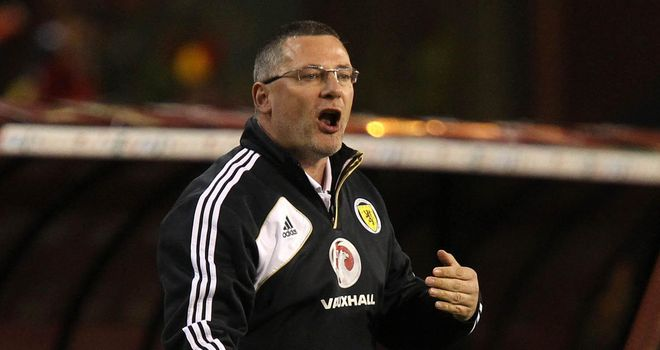 Craig Levein: Hoping to carry on as Scotland manager