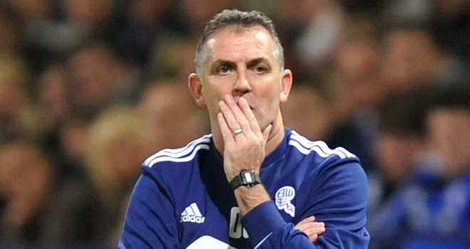 Owen Coyle: Ready and willing to talk Scotland about manager's job