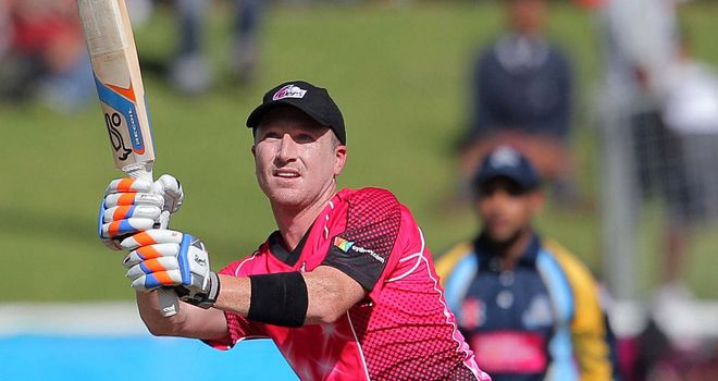 Brad Haddin: Admits Sydney Sixers rode their luck to reach the final