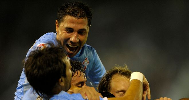 Celta Viga will play in the top flight next year