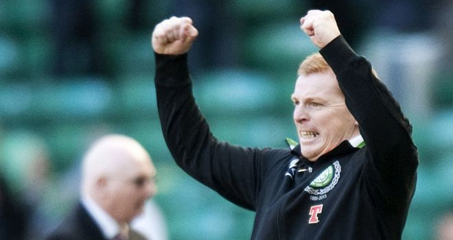 Neil Lennon: Celtic are back on top of the SPL table